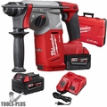 "Milwaukee 2712-22 M18 FUEL 1"" SDS Plus Rotary Hammer"