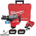 "Milwaukee 2718-22HD M18 FUEL 1-3/4"" SDS Max Rotary Hammer w/ One Key Kit"