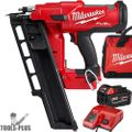 Milwaukee 2744-21 M18 FUEL 21 Degree Framing Nailer w/5.0Ah Battery+Charger