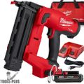 Milwaukee 2746-21CT M18 Fuel Cordless Brad Nailer Kit