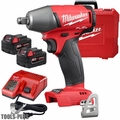 "Milwaukee 2755B-22 M18 FUEL 1/2"" Impact Wrench Friction Ring Kit"
