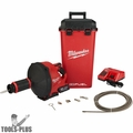 Milwaukee 2772B-21XC M18 FUEL Drain Snake w/ CABLE DRIVE Kit