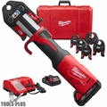 "Milwaukee 2773-22 1/2"" - 2"" M18 Force Logic Press Tool Kit"