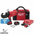Milwaukee 2778-22 M18 FORCE LOGIC 12 Ton Crimper w/ ONE KEY Technology
