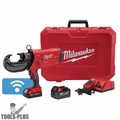 Milwaukee 2779-22 M18 FORCE LOGIC 750 MCM Crimper w/ ONE KEY Technology