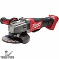 "Milwaukee 2780-20 M18 FUEL 4-1/2""/5"" Grinder Paddle Sw No-Lock (Tool Only)"