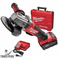 "Milwaukee 2780-21 M18 FUEL 4-1/2""/5"" Grinder, Paddle Switch No-Lock Kit"