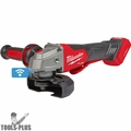 """Milwaukee 2882-20 M18 FUEL 4-1/2""""/5"""" Grinder w/ONE-KEY, Paddle (Tool Only)"""