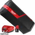 Milwaukee 2891-21P M18 M12 Jobsite Speaker Kit