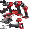 Milwaukee 2997-25 M18 FUEL 5 Tool Combo Kit