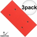 Milwaukee 44-52-0480 Large Pad Asembly for 1/2 Sheet Sanders Genuine 3x