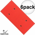 Milwaukee 44-52-0480 Large Pad Asembly for 1/2 Sheet Sanders Genuine 6x