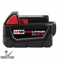 Milwaukee 48-11-1860 M18 RED LITHIUM XC6.0 Extended Capacity Battery Pack