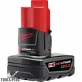 Milwaukee 48-11-2460 M12 REDLITHIUM XC 6.0 Extended Capacity Battery