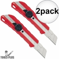 Milwaukee 48-22-1962 25mm Snap-Off Utility Knife with Metal Lock 2x