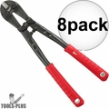 "Milwaukee 48-22-4014 14"" Bolt Cutter 8x"