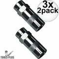 Milwaukee 49-16-2649 2pk High Pressure Grease Coupler 3x