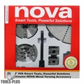 Nova Lathes 23245 SuperNova2 Chuck w/ Most Popular Accessories