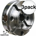 "Nova Lathes 48111 1""-8 TPI Direct Thread Midi Wood Turning Chuck 3x"