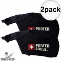 Porter-Cable A23158 Genuine Replacement Dust Bag 2x