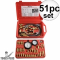 Proto JFP1200MS 51 Piece Fuel Injection Master Test Kit