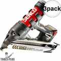 Senco FN65DA 15 Gauge Fusion Finish Nailer 3x