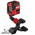 Skil LL932401 Self-leveling Green Cross Line Laser with Measuring Marks