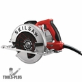 "Skilsaw SPT67M8-01 Left Hand South Paw Circular Saw 7-1/4"" w/ 3 Blades"