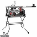 "Skilsaw SPT70WT-22 10"" Worm Drive Table Saw Diablo Blade + STAND"