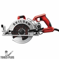 """Skilsaw SPT77WML-01 7-1/4"""" Wormdrive Mag Base Lt Weight with Skil Blade"""