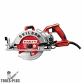 "Skilsaw SPT77WML-22 7-1/4"" Lightweight Mgnsium Worm Drive Saw + Diablo Blade"