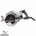 "Skilsaw SPT78W-01-RT 8-1/4"" 15A Hi Torque Motor Worm Drive Circ Saw - Recon"