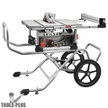 "Skilsaw SPT99-12 10"" Heavy Duty Worm Drive Table Saw & Stand"