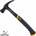 Stanley 51-163 16 Ounce FatMax Xtreme AntiVibe Rip Claw Nailing Hammer