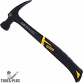 Stanley 51-165 20 Ounce FatMax Xtreme AntiVibe Rip Claw Nailing Hammer