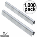 """Stanley CT107T 1000pk 7/16"""" Round Crown Cable Staples"""