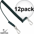 Tajima AZS-ROP Tape Measure Safety Rope Lanyard Tether 20oz Capacity 12x