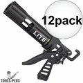 Tajima CNV-100LT Convoy Lite Feather Weight Caulk Gun 1/10 Gallon 12x
