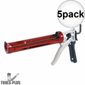 Tajima CNV-100SP Convoy Super Rotary Caulk Gun 1/10 Gallon 5x