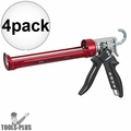 Tajima CNV-100SP26 26:1 Ratio Convoy Premium Caulk Gun 1/10 Gallon 4x