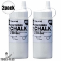 Tajima PLC2-W300 10.5oz 300g Micro Powder Ultra Fine Line Chalk White 2x