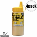 Tajima PLC2-Y300 10.5oz 300g Micro Powder Ultra Fine Line Chalk Yellow 4x
