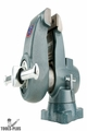 "Wilton 10250 5"" C-2 Combination Pipe and Bench Vise w/ Swivel Base"