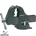 "Wilton 10403 3-1/2"" Combination Pipe and Bench Vise w/ Swivel Base"