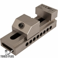 "Wilton 11714 2"" Super Precision Tool Makers Screw-Less Vise"