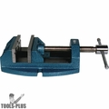 "Wilton 63240 5"" Versatile Drill Press Vise Cont. Nut w/ Stationary Base"