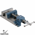 "Wilton 63243 6"" Versatile Drill Press Vise Rapid Nut w/ Stationary Base"