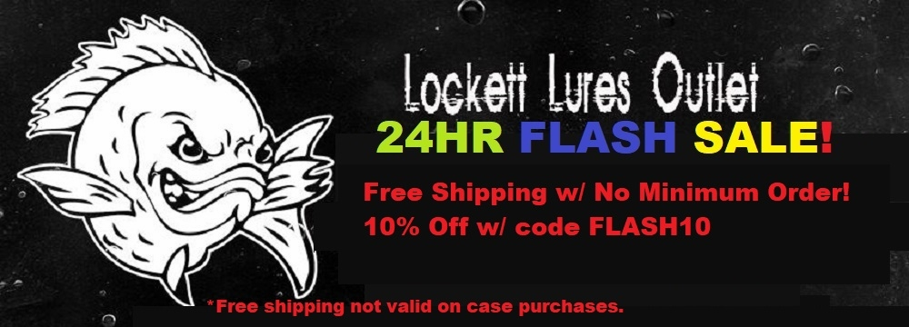 Lockett Lures Outlet - Quality Made in the USA