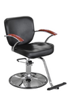 Hillcrest Styling Chair  ( Close Out ) 4 Available w/ Dbl-T Ft Rst
