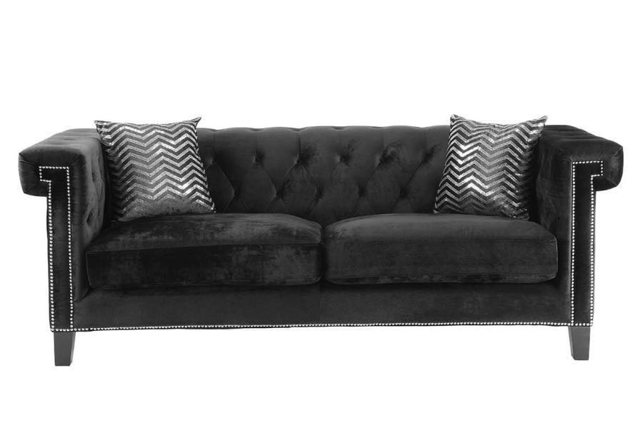 Black Fabric Sofa Steal A Sofa Furniture Outlet Los